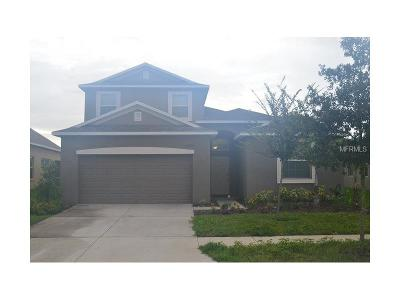 Spring Hill Single Family Home For Sale: 12446 Duckett Court