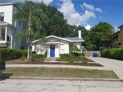 Tampa Single Family Home For Sale: 404 S Melville Avenue