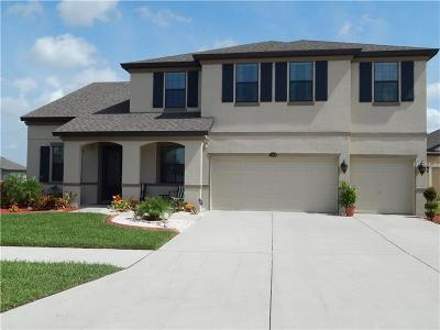 Riverview Single Family Home For Sale: 11626 Iris Spring Court