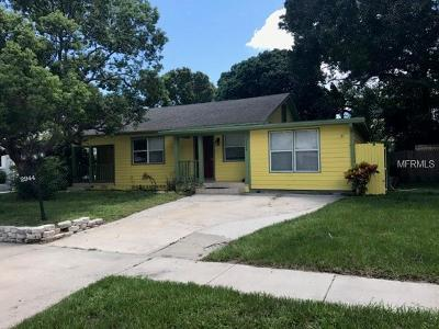 St Petersburg Single Family Home For Sale: 2944 10th Avenue N