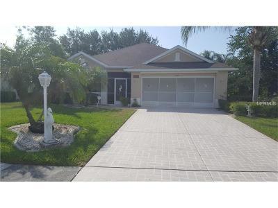 Single Family Home For Sale: 2109 Worthington Greens Drive