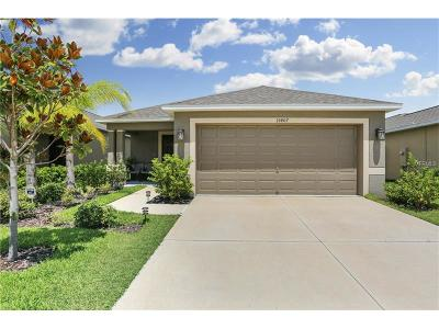 Ruskin Single Family Home For Sale: 15407 Lost Creek Lane