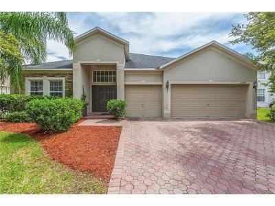 Land O Lakes Single Family Home For Sale: 20848 Lake Talia Boulevard