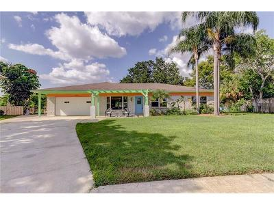 Hillsborough County, Pinellas County Single Family Home For Sale: 8401 Cherrystone Court