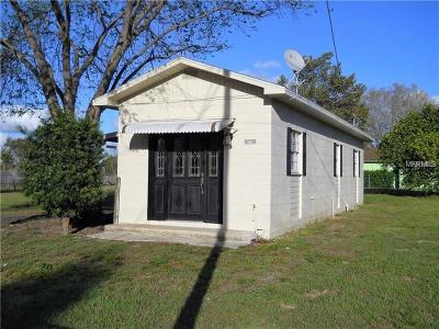 Dade City Single Family Home For Sale: 12116 Patrick Street