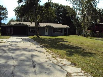 Wesley Chapel Single Family Home For Sale: 6553 Woodsman Drive
