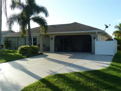 Port Charlotte Single Family Home For Sale: 2394 Pappas Terrace
