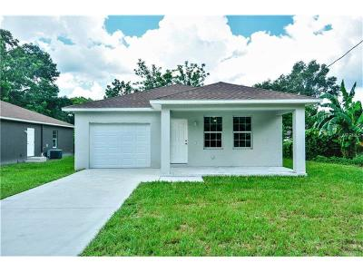 Tampa Single Family Home For Sale: 1503 E Caracas Street