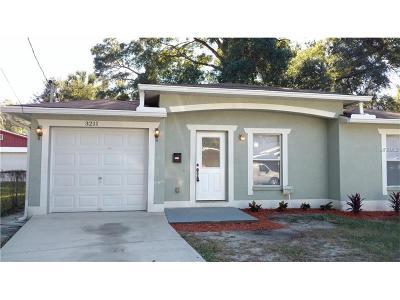 Tampa Single Family Home For Sale: 3211 E 23rd Avenue