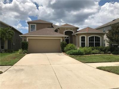 Gibsonton Single Family Home For Sale: 7511 Tangle Bend Drive