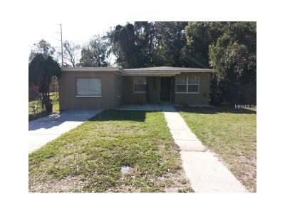 Tampa Single Family Home For Sale: 3411 E 33rd Avenue