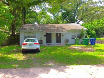 Hernando County, Hillsborough County, Pasco County, Pinellas County Multi Family Home For Sale: 8020 N 13th Street