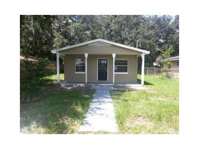 Plant City Single Family Home For Sale: 1310 W Alsobrook Street