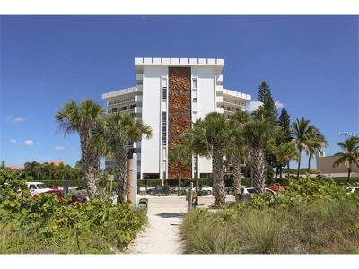 Sarasota Condo For Sale: 101 Benjamin Franklin Drive #84