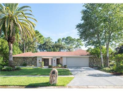Tampa Single Family Home For Sale: 4301 Ashby Lane