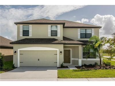 Groveland Single Family Home For Sale: 818 Laurel View Way