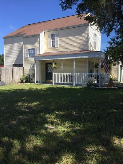Single Family Home For Sale: 8202 E Volusia Place