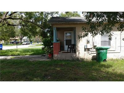 Tampa Single Family Home For Sale: 1522 W North B Street
