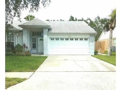 Palm Harbor Single Family Home For Sale: 4775 Ridgemoor Circle