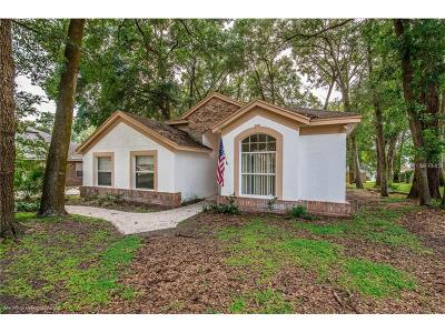 Apopka Single Family Home For Sale: 2071 Lake Marion Drive
