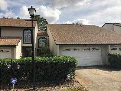 Tampa Townhouse For Sale: 4213 Arborwood Lane