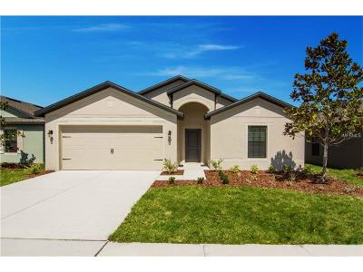 Groveland Single Family Home For Sale: 814 Laurel View Way