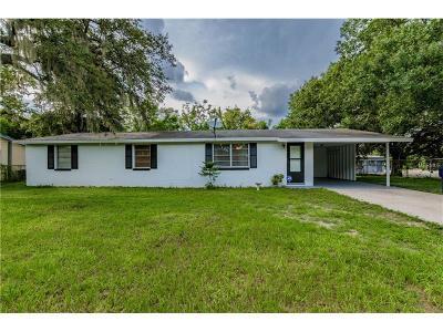 Tampa Single Family Home For Sale: 1612 E Navajo Avenue