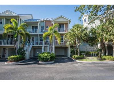 Ruskin Townhouse For Sale: 3228 Mangrove Point Drive