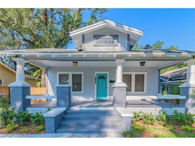 Tampa Single Family Home For Sale: 4010 N Seminole Avenue