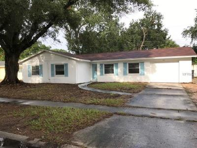 Hillsborough County Single Family Home For Sale: 6021 Rosewood Drive