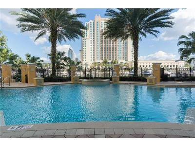 Tampa Condo For Sale: 700 S Harbour Island Boulevard #446