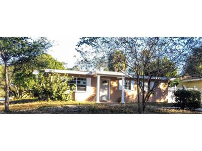 Tampa Single Family Home For Sale: 4011 W North B Street