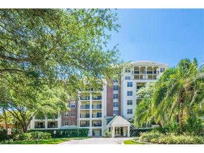 Hernando County, Hillsborough County, Pasco County, Pinellas County Rental For Rent: 1002 S Harbour Island Boulevard #1406