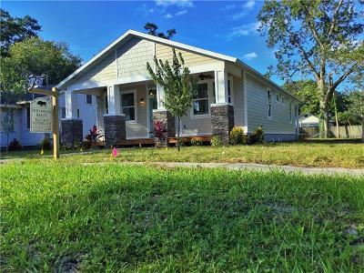 Tampa Single Family Home For Sale: 308 E Flora Street
