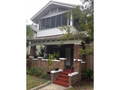 Tampa Multi Family Home For Sale: 112 S Delaware Avenue
