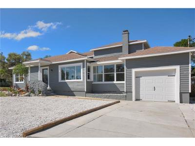 Tarpon Springs Single Family Home For Sale: 701 Riverside Drive