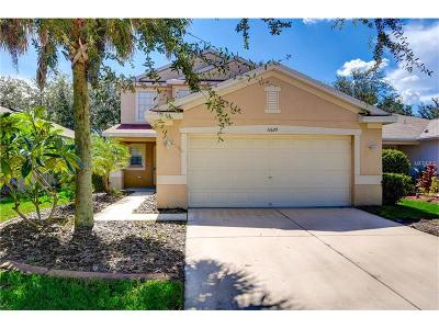 Riverview Single Family Home For Sale: 11629 Crest Creek Drive
