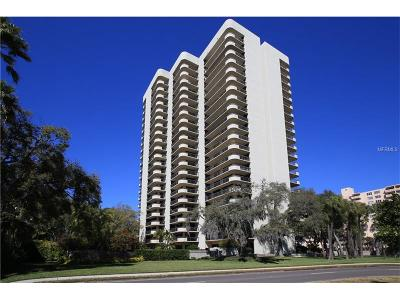Tampa Condo For Sale: 2413 Bayshore #406
