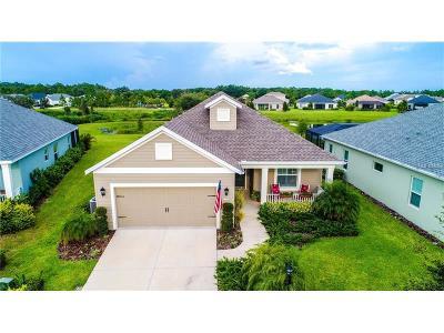 Parrish Single Family Home For Sale: 16810 Rosedown Glen