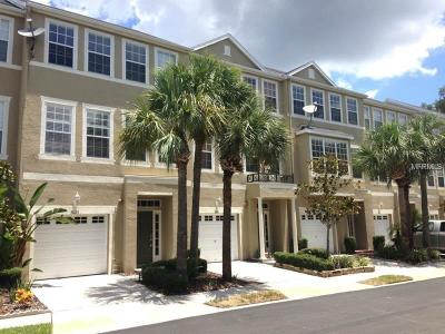 Tampa Townhouse For Sale: 3023 Bayshore Pointe Drive