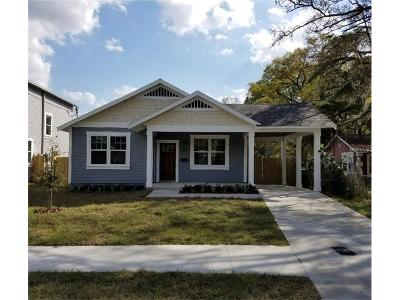 Hernando County, Hillsborough County, Pasco County, Pinellas County Single Family Home For Sale: 814 E Louisiana Street