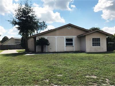 Winter Haven Single Family Home For Sale: 959 Sunrise Court