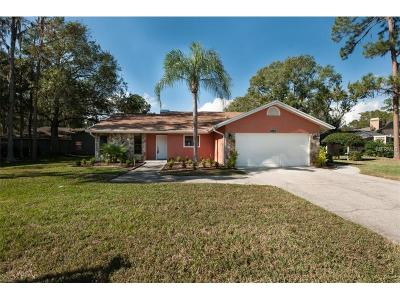 Palm Harbor Single Family Home For Sale: 3441 Brian Road S