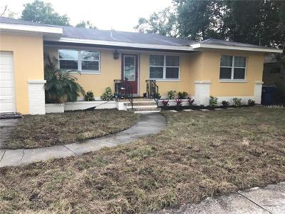 Tampa Single Family Home For Sale: 2924 W Spruce Street