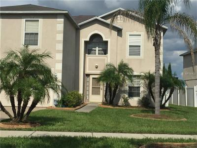 Hernando County, Hillsborough County, Pasco County, Pinellas County Single Family Home For Sale: 12705 Lake Vista Drive