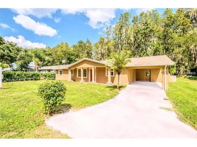 Single Family Home For Sale: 16411 Lake Byrd Drive