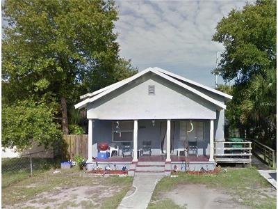 Hernando County, Hillsborough County, Pasco County, Pinellas County Multi Family Home For Sale: 3204 N 29th Street