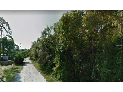 Hernando County, Hillsborough County, Pasco County, Pinellas County Residential Lots & Land For Sale: El Dorado Avenue