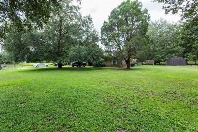 Riverview Single Family Home For Sale: 16163 Boyette Road