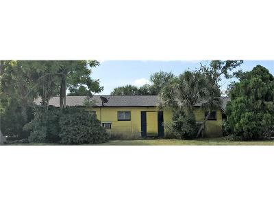 St Pete Beach Multi Family Home For Sale: 7960 Boca Ciega Drive